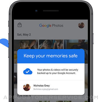 Google Photos iphone image 2