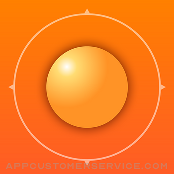 Deluxe Sun - sunrise, sunset, twilight and compass Customer Service
