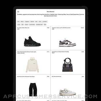 GOAT – Sneakers & Apparel ipad image 1