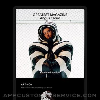 GOAT – Sneakers & Apparel ipad image 3