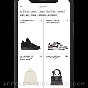 GOAT – Sneakers & Apparel iphone image 1