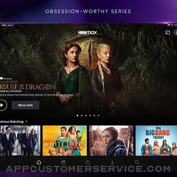 HBO Max: Stream TV & Movies ipad image 2