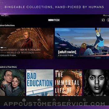 HBO Max: Stream TV & Movies ipad image 4