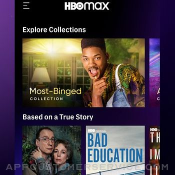 HBO Max: Stream TV & Movies iphone image 4
