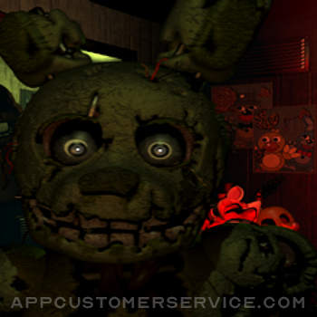 Five Nights at Freddy's 3 iphone image 2