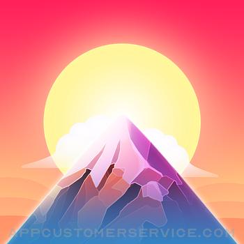 Alpenglow: Sunset Forecasts Customer Service