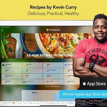 Fit Men Cook - Healthy Recipes ipad image 1