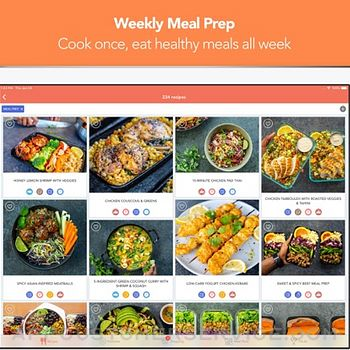Fit Men Cook - Healthy Recipes ipad image 2