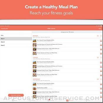 Fit Men Cook - Healthy Recipes ipad image 3