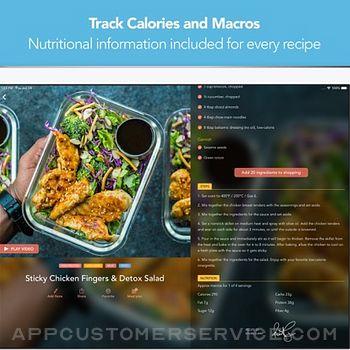 Fit Men Cook - Healthy Recipes ipad image 4