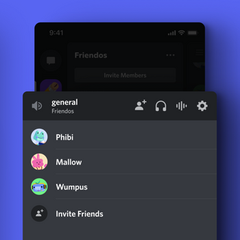 Discord - Talk, Chat & Hangout iphone image 4
