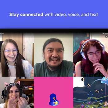 Discord - Talk, Chat, Hang Out ipad image 2