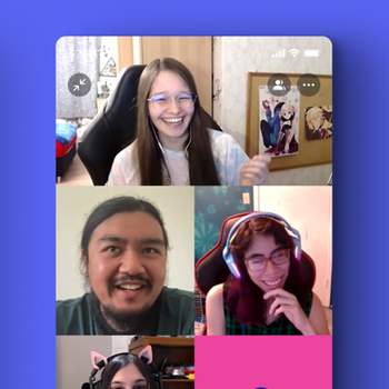 Discord - Talk, Chat, Hang Out iphone image 2