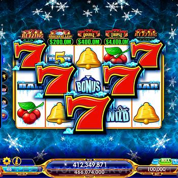 Hot Shot Casino Slots Games ipad image 1