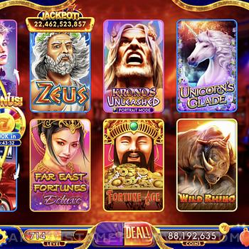 Hot Shot Casino Slots Games ipad image 3