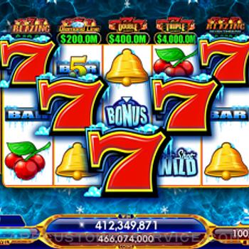 Hot Shot Casino Slots Games iphone image 1