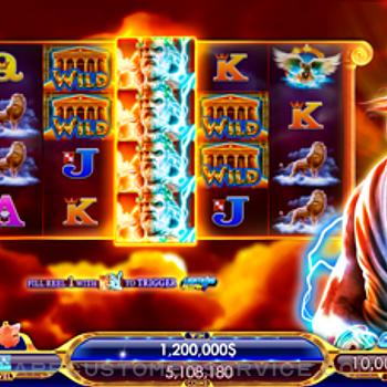 Hot Shot Casino Slots Games iphone image 2