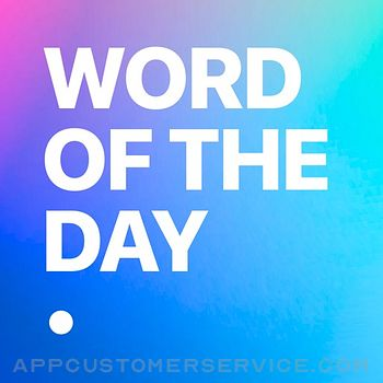Word of the Day・English Vocab Customer Service