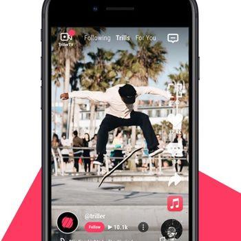 Triller: Social Video Platform iphone image 1