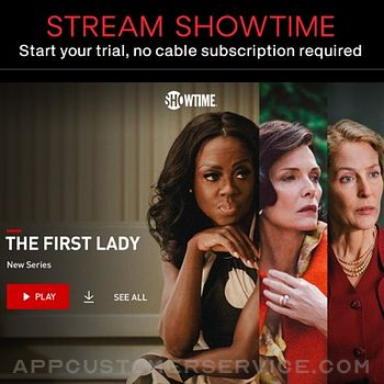 SHOWTIME: TV, Movies and More ipad image 1