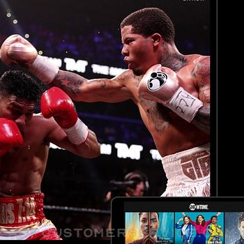 SHOWTIME: TV, Movies and More iphone image 4